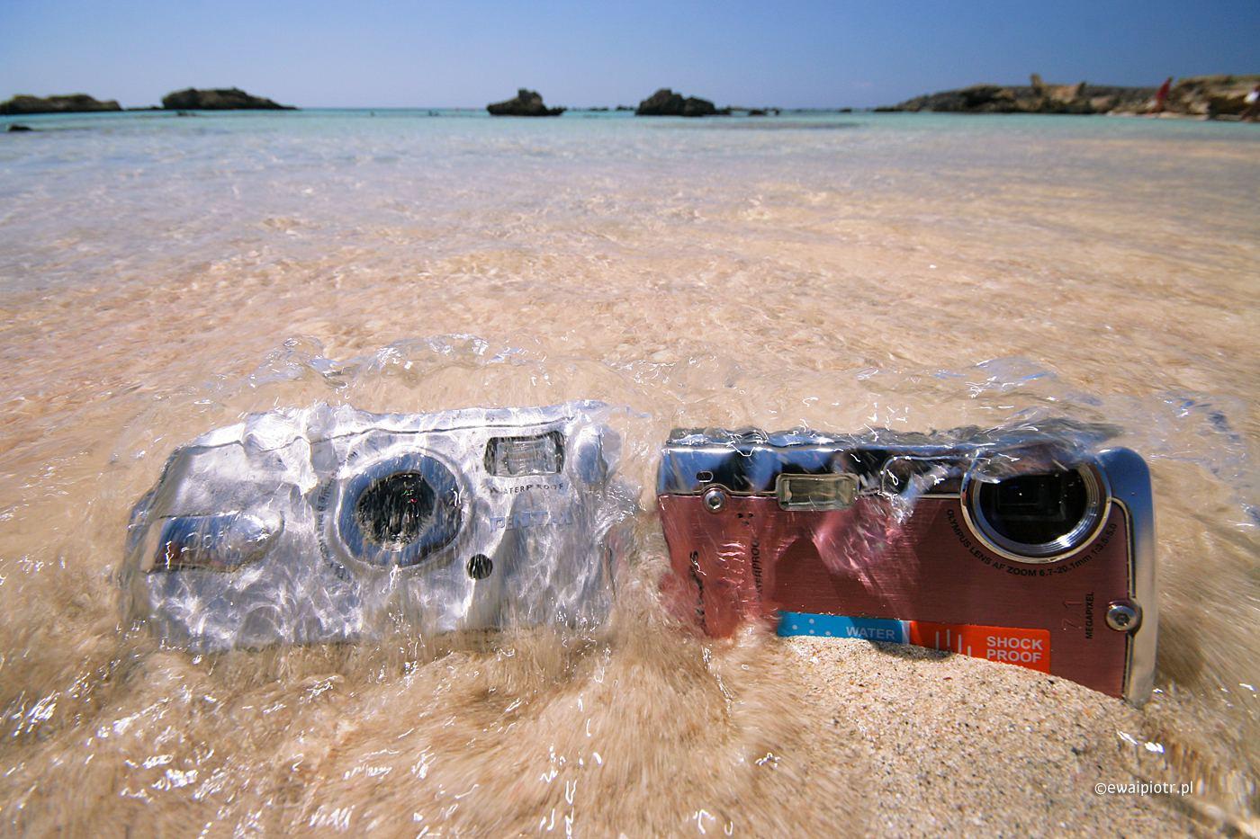 bezpieczeństwo sprzętu fotograficznego