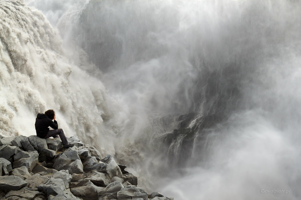 Samotność pod Dettifossem, Islandia, czy warto jechać na fotowyprawę