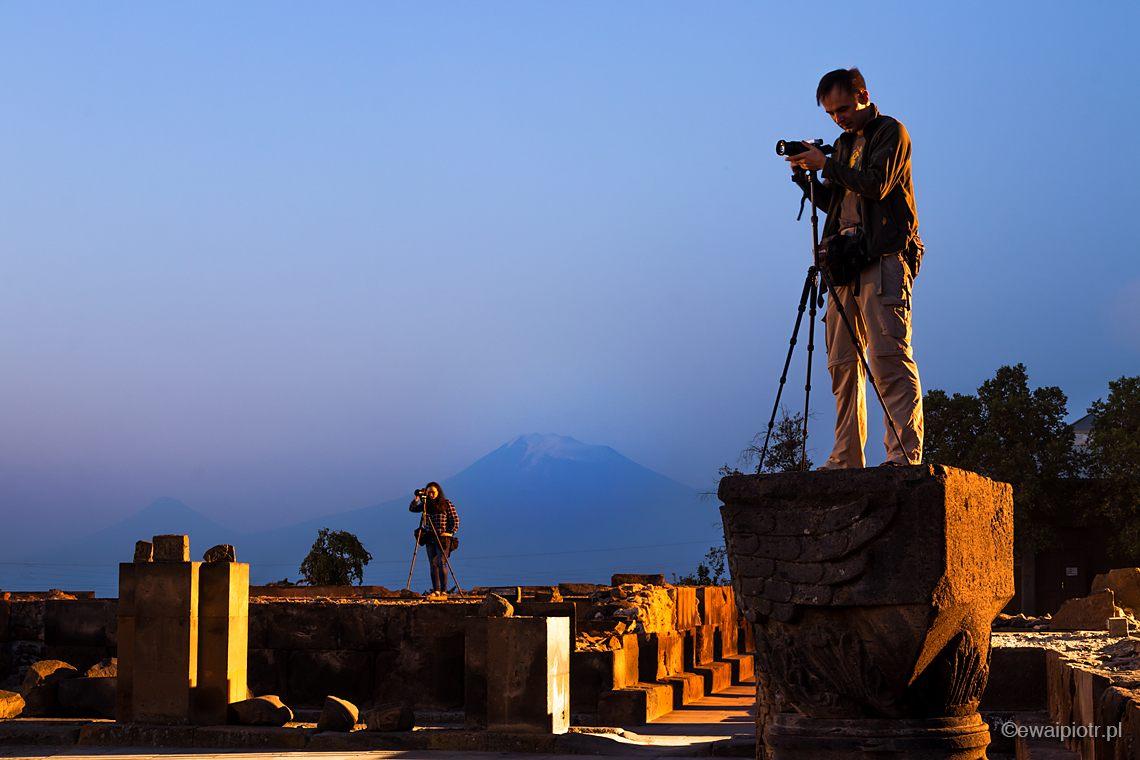 Sesja pod Araratem, Armenia, faq warsztaty fotograficzne