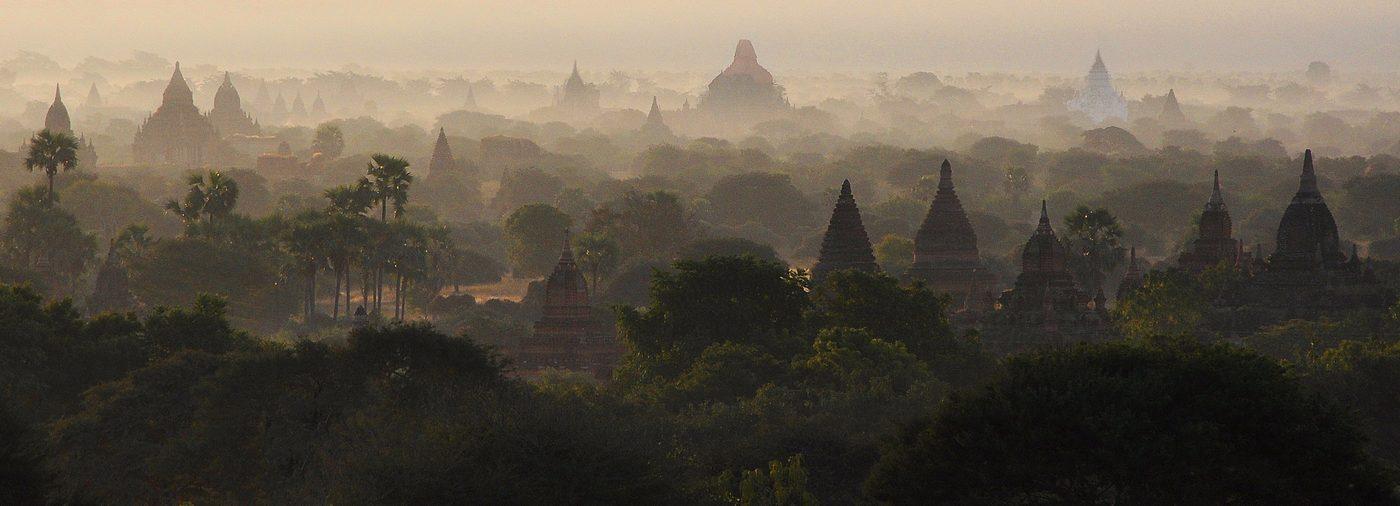 Birma - fotowyprawa azjatycka