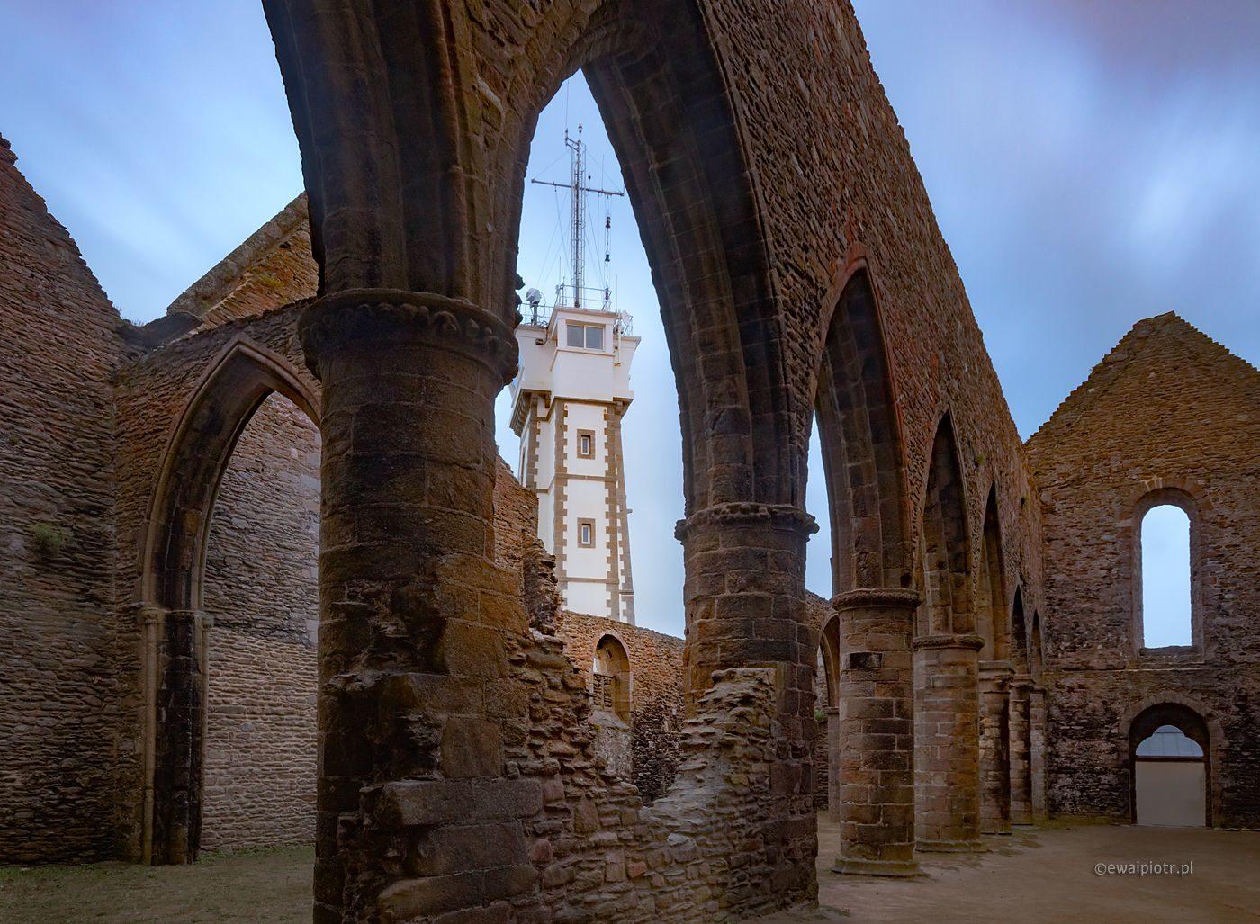 Pointe Saint Mathieu, Bretania fotowyprawa
