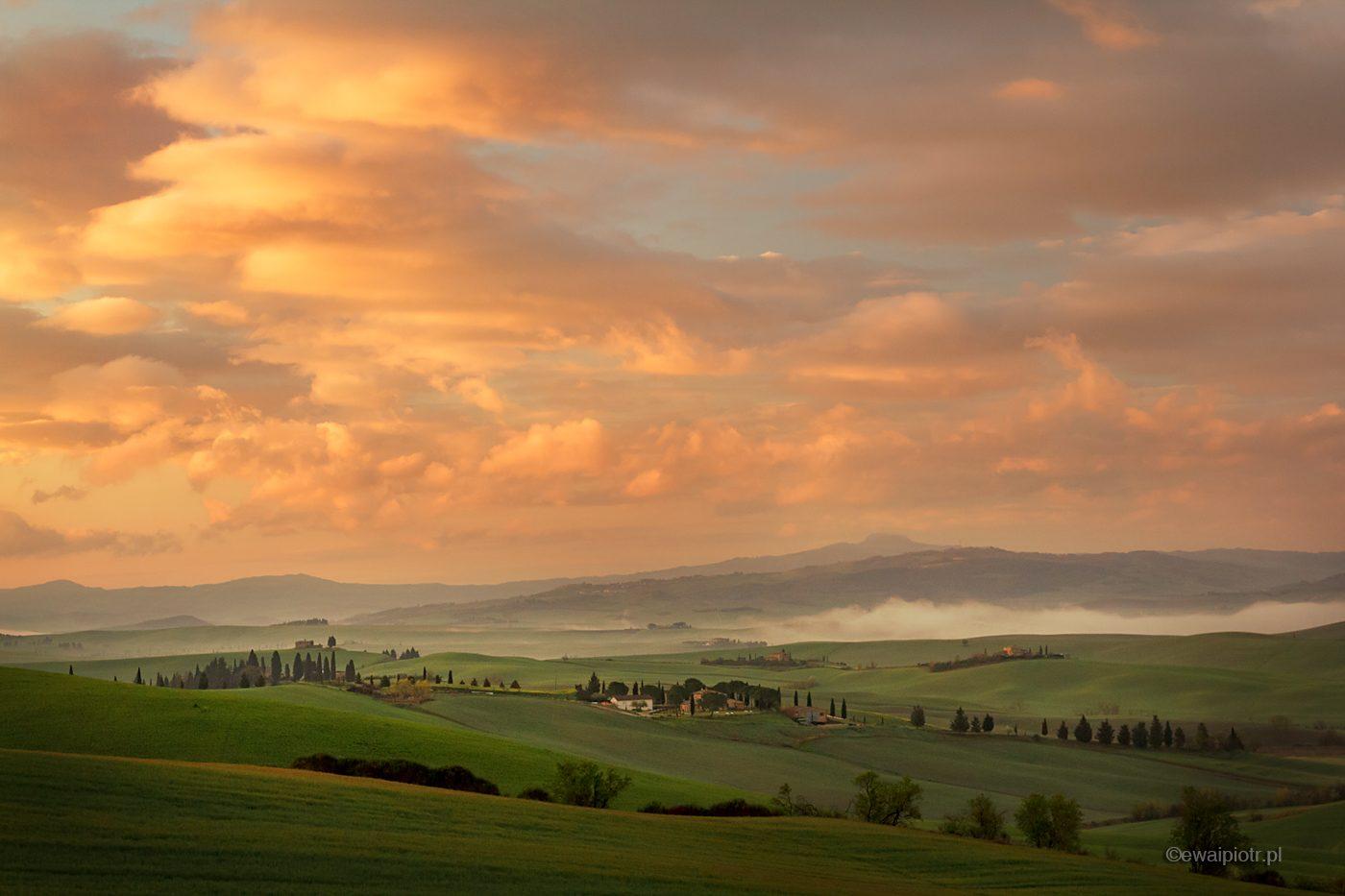W sercu Toskanii: fotowyprawa wiosenna