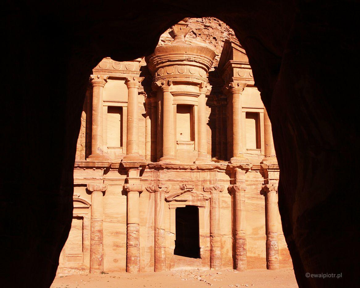 Petra - cud świata, fotowyprawa do Jordanii