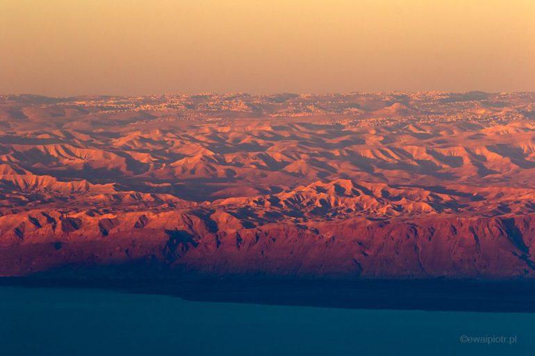 Wschód słońca na górze Nebo, Jordania warsztaty fotograficzne