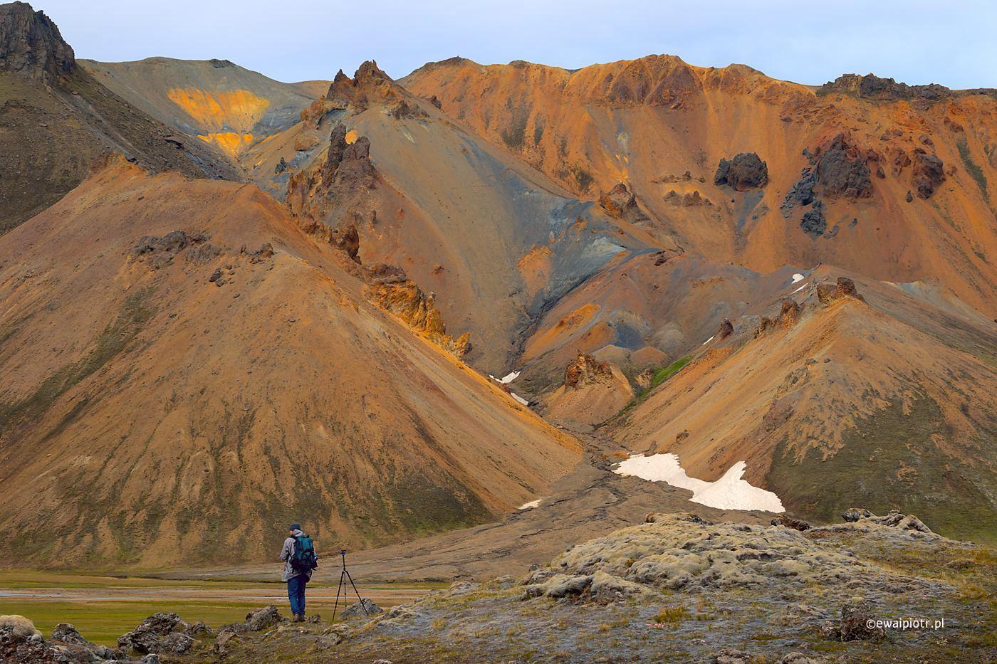 Islandia po korekcji tonalnej