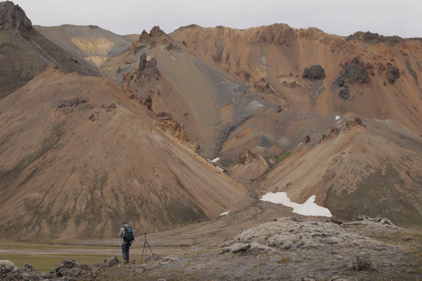 Islandia przed korekcją tonalną