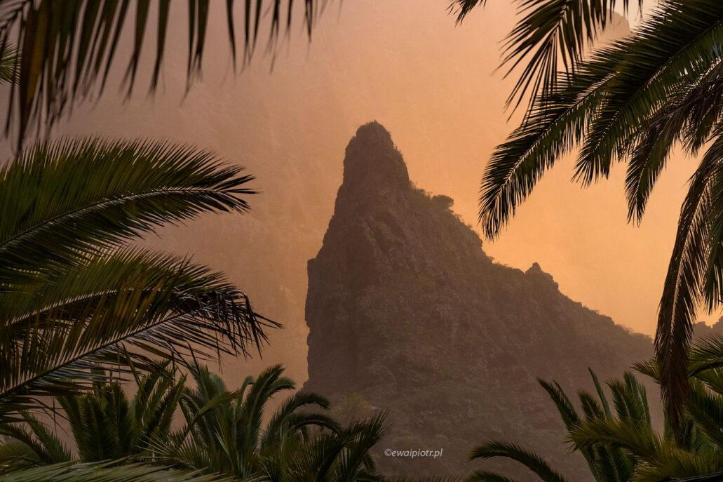 Fotograficzny wieczór na Wyspach Kanaryjskich