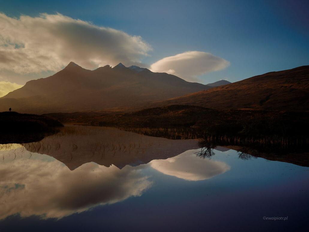 Loch Nan Einan, wyspa Skye, warsztaty fotograficzne