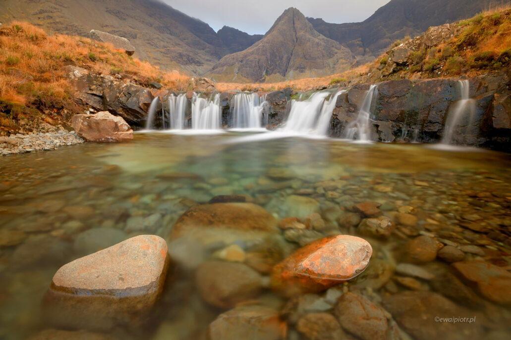 Fairy Pools, wyspa Skye, Szkocja, wyprawa foto