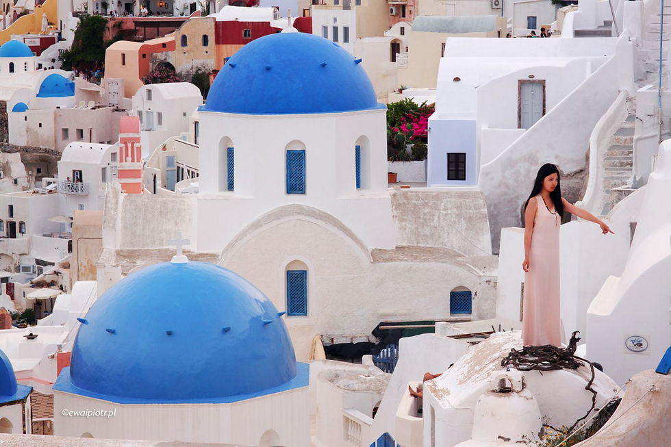 Santorini - warsztaty fotograficzne