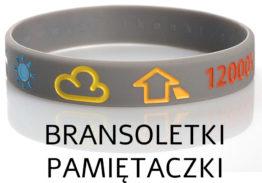 Bransoletki - Pamiętaczki