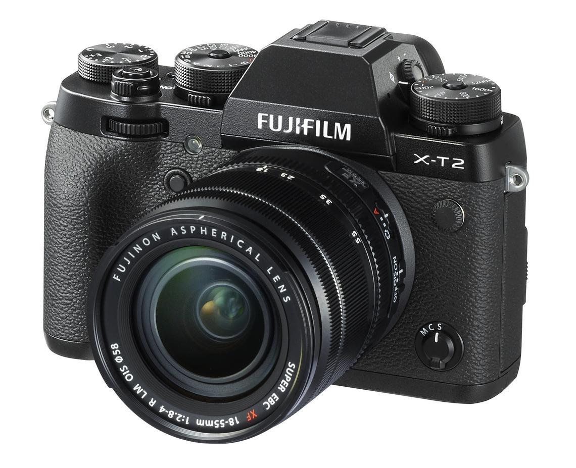 Fuji X-T2 - jaki aparat fotograficzny kupić