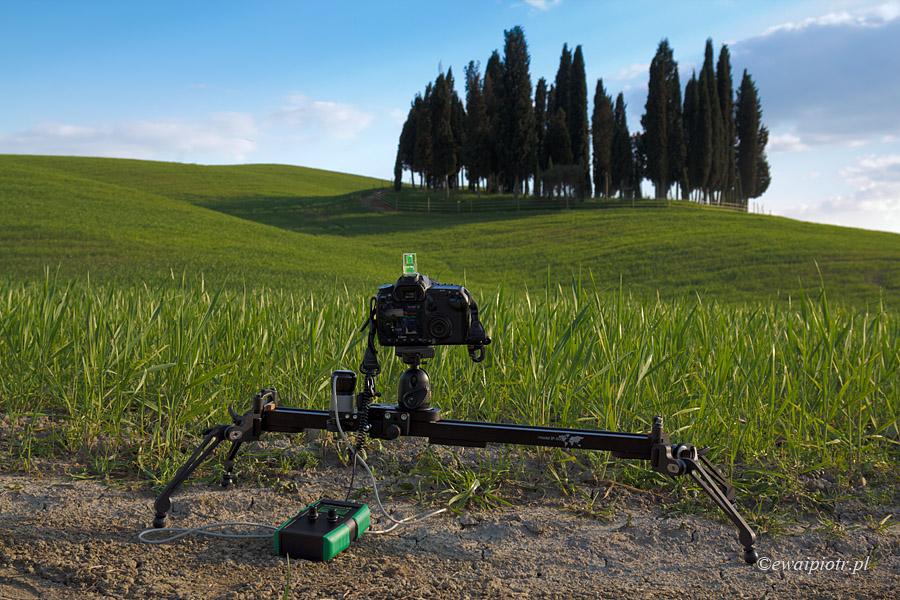 test slider Slidekamera SP-600 Pro