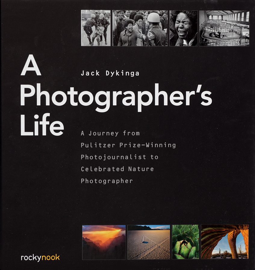Recenzja Jack Dykinga, A Photographer's Life