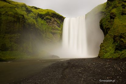Test Hoya Pro ND 1000 na Islandii