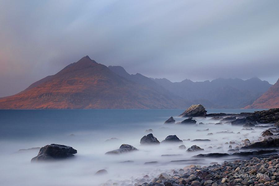Fotografowanie w deszczu, Szkocja