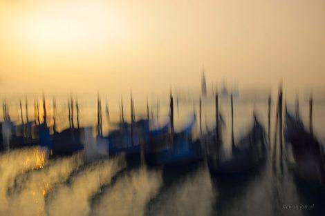 Jak się rozwijać fotograficznie, Wenecja, rozmazaniec