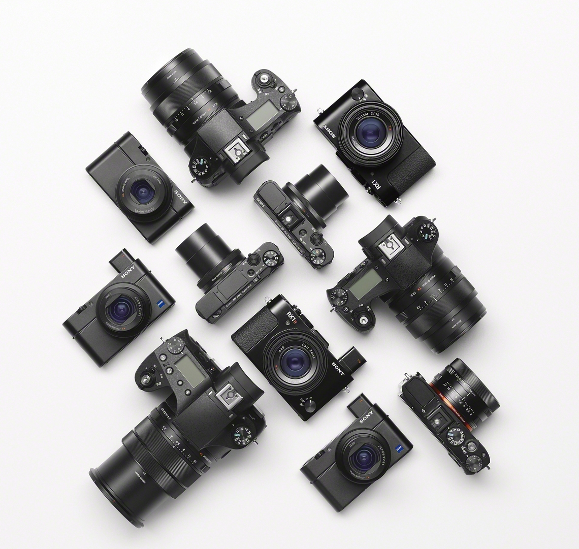 Kompakty serii Sony RX, jak kupić aparat fotograficzny