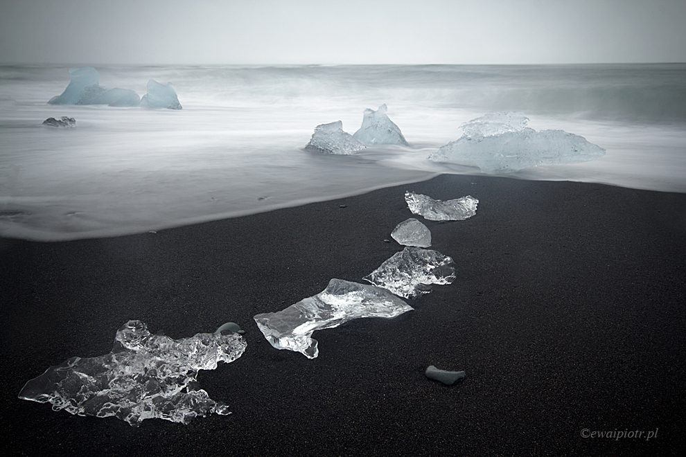 jak fotografować lód