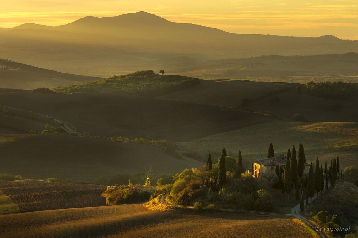 Kadrowanie zdjęć , Toskania