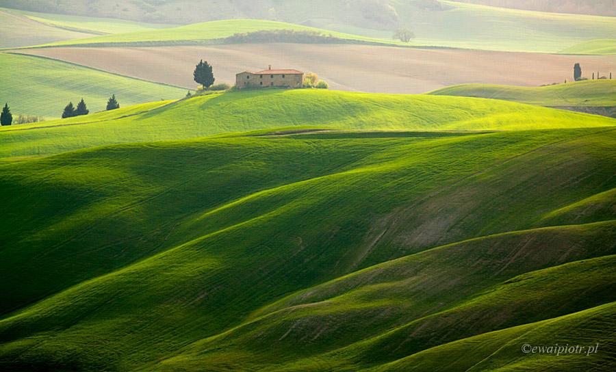 Toskania, jaki obiektyw do krajobrazu