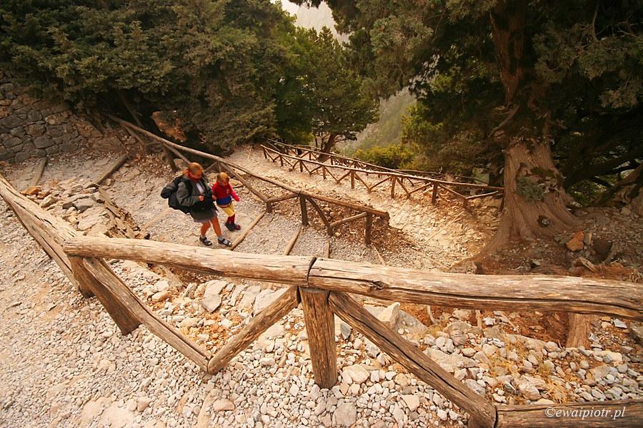 Wąwóz Samaria, Kreta, co warto fotografować na Krecie