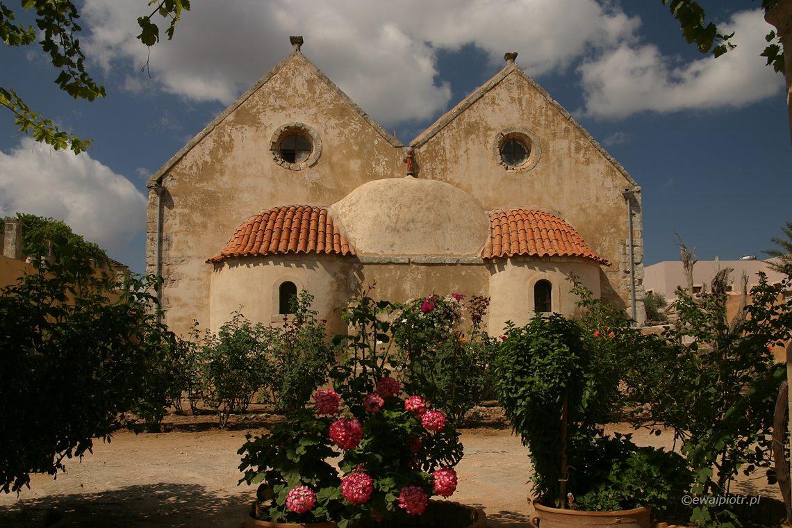 Klasztor Moni Arkadiou, Kreta przewodnik