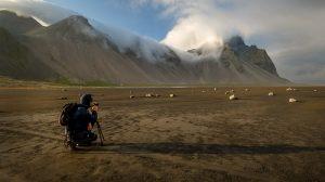 Islandia, warsztaty fotograficzne, fotowyprawa, Vestrahorn