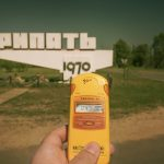 Czarnobyl i Prypeć, Zona, Strefa Wykluczenia, licznik promieniowania