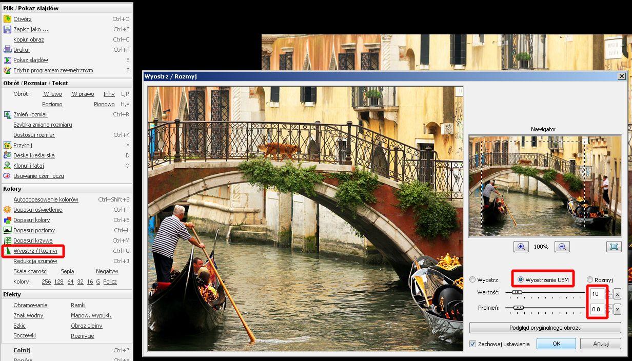 jak zmniejszać zdjęcia do internetu