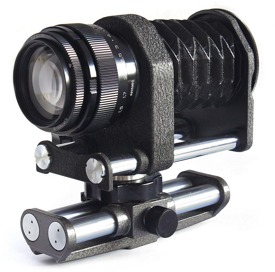Mieszek do makro, sprzęt do makrofotografii, M42, retro
