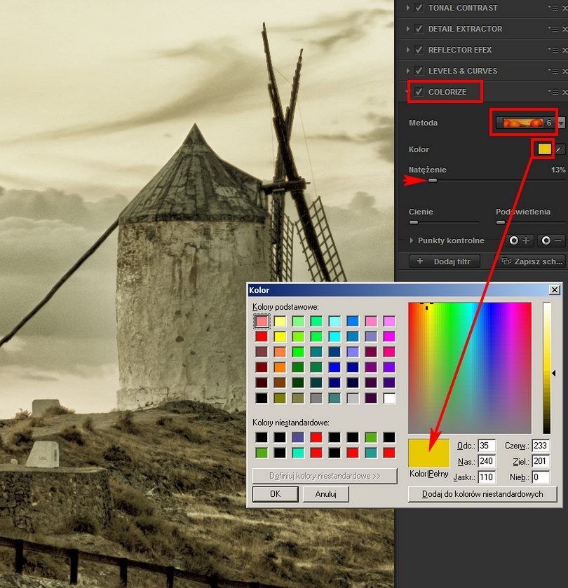 tutorial Color Efex Pro