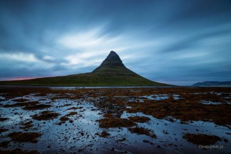 fotowyprawa na Islandię, góra Kirkufell