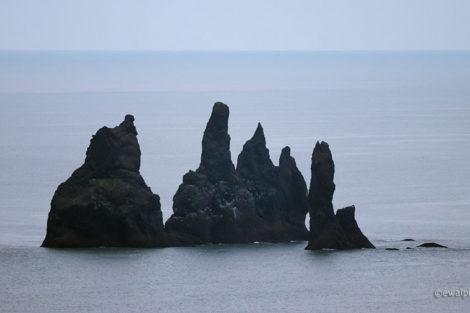 Reynisdrangar, Islandia, Sigma 100-400/5-6.3, morze, skały