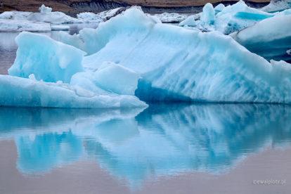 Lodowcowa Laguna, Islandia, test praktyczny obiektwu Sigma C 100-400 f5-6.3 DG OS HSM