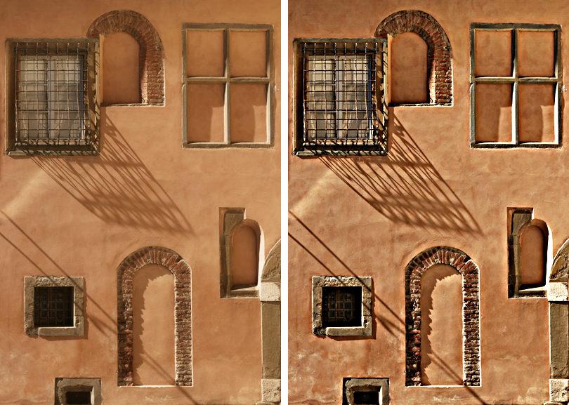 Kontrast w fotografii: kontrast ogólny i miejscowy