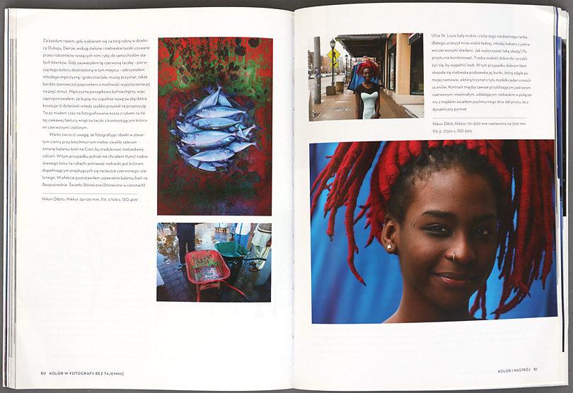 Bryan Peterson, Kolor bez tajemnic, recenzja, opinia, książka, podręcznik fotografii