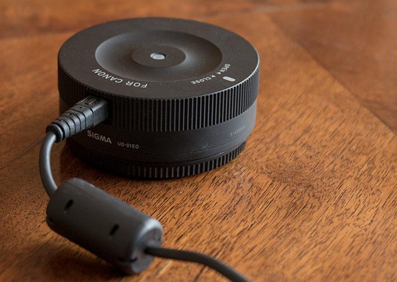 Sigma USB Dock, jak używać, co to jest, poradnik, instrukcja