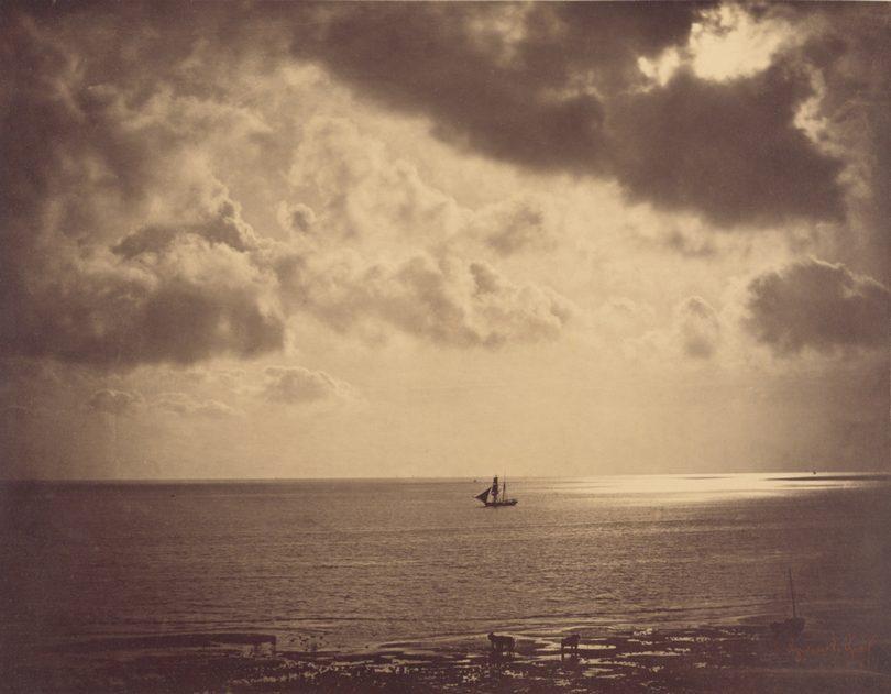 Gustav Le Gray - Brig, pierwszy HDR, co to jest prawdziwa fotografia