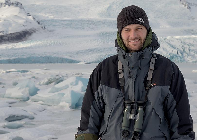 Witek Rajchert na Islandii, Islandia zimą, zagrożenia zimowe