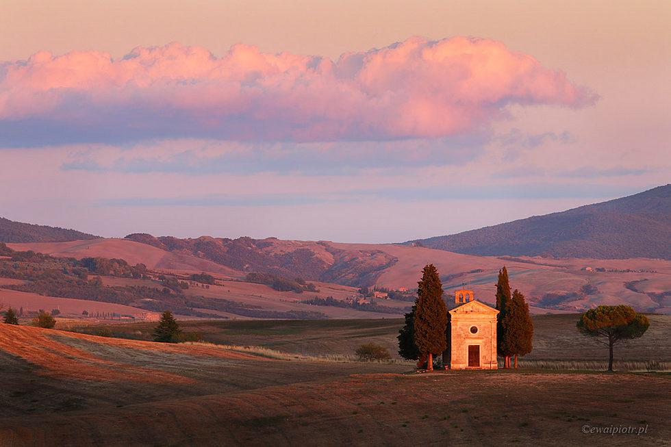 Jak długo trwa złota godzina w Toskanii