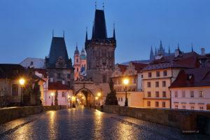 Zdjęcia nocne w mieście: Praga