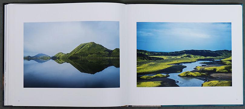 Páll Stefánsson, Gdzieś na Islandii, album fotograficzny
