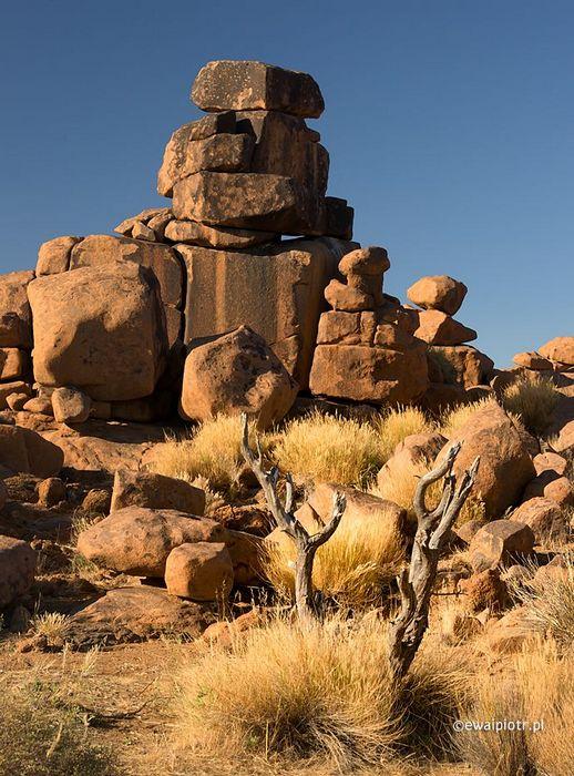 Giants Playground, Namibia, co fotografować w Namibii, Devil's Playground