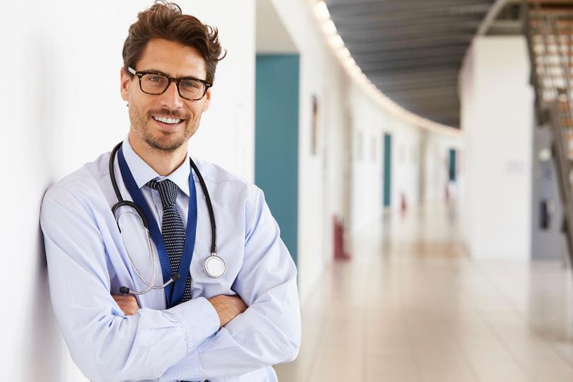 fotografia wizerunkowa lekarz
